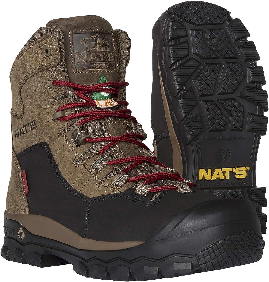 Waterproof Steel Toe Boots for Men