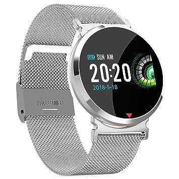 Fitness tracker E28, Reloj Inteligente, CaloríAs De SueñO Y PresióN Arterial/Contador De