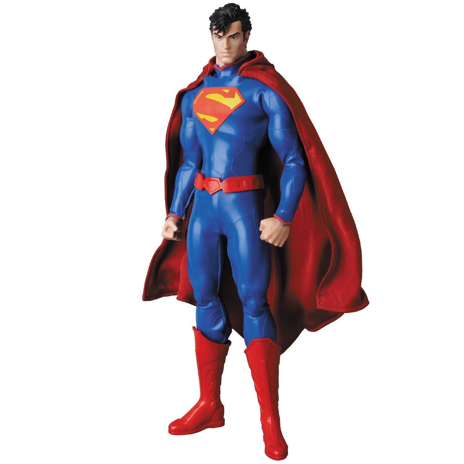 Real Action Heroes SUPERMAN (1/6 Scale ABS&ATBC-PVC Figure) by Medicom Toy