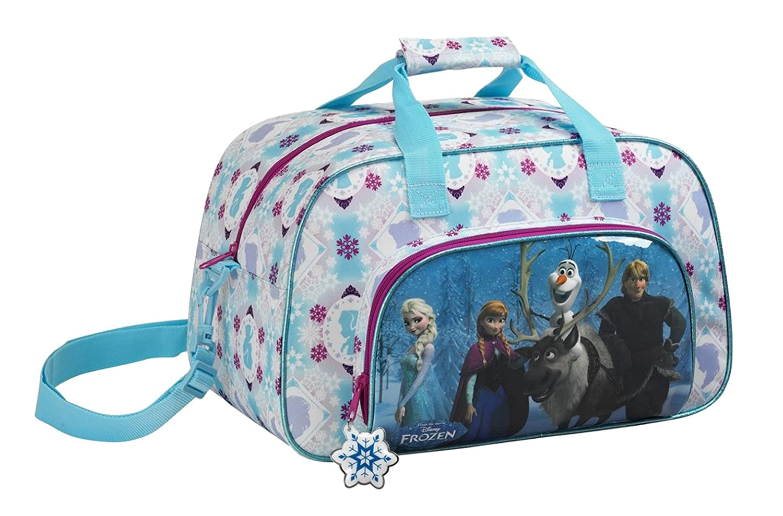 Frozen La Regina Delle Nevi Disney Borsa Viaggio Sport Palestra Safta 711615273