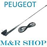 GENUINE Peugeot 206 cc Coupe Cabriolet Aerial Base /& Aerial Mast