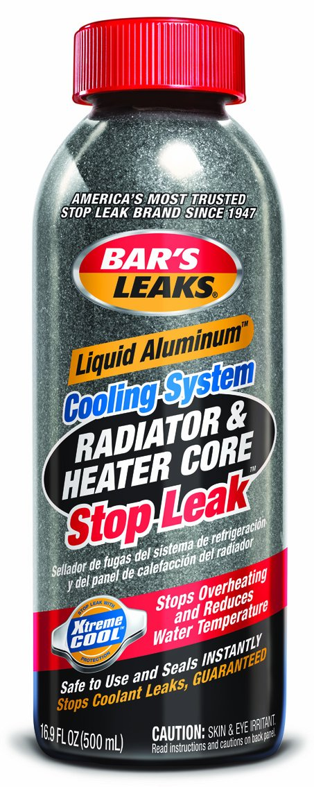 Bar's Leaks 1186 Liquid Aluminum Stop Leak - 16.9 oz. Bar' s Leaks