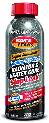 Bar's Leaks 1186 Liquid Aluminum Stop Leak