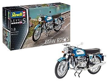 Revell 07938 14 Maqueta de BMW R75/5 Niveles En Escala 1: 8 ...