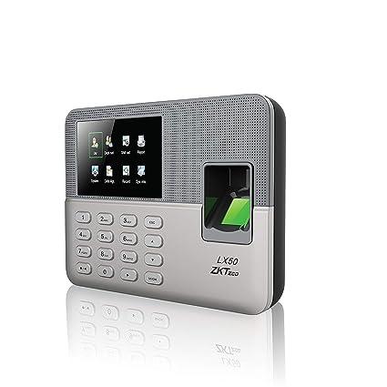 ZKTeco USB Huella Digital biométrica Registrador de Reloj de Tiempo Asistencia Empleado Máquina de Lector de