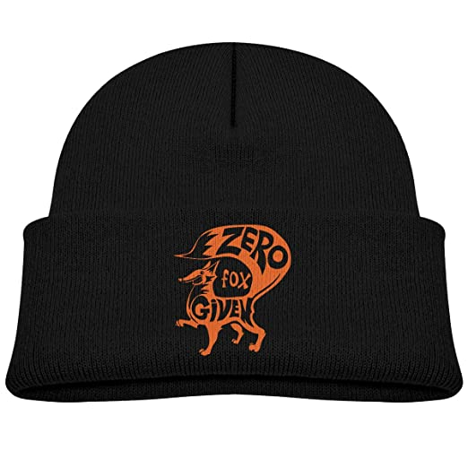 0de819b5 Amazon.com: Zero Fox Given Cotton Fleece Baby Young People Winter Warm Hat,Fashion  Beanie Knit Cap for Girls and Boys: Clothing