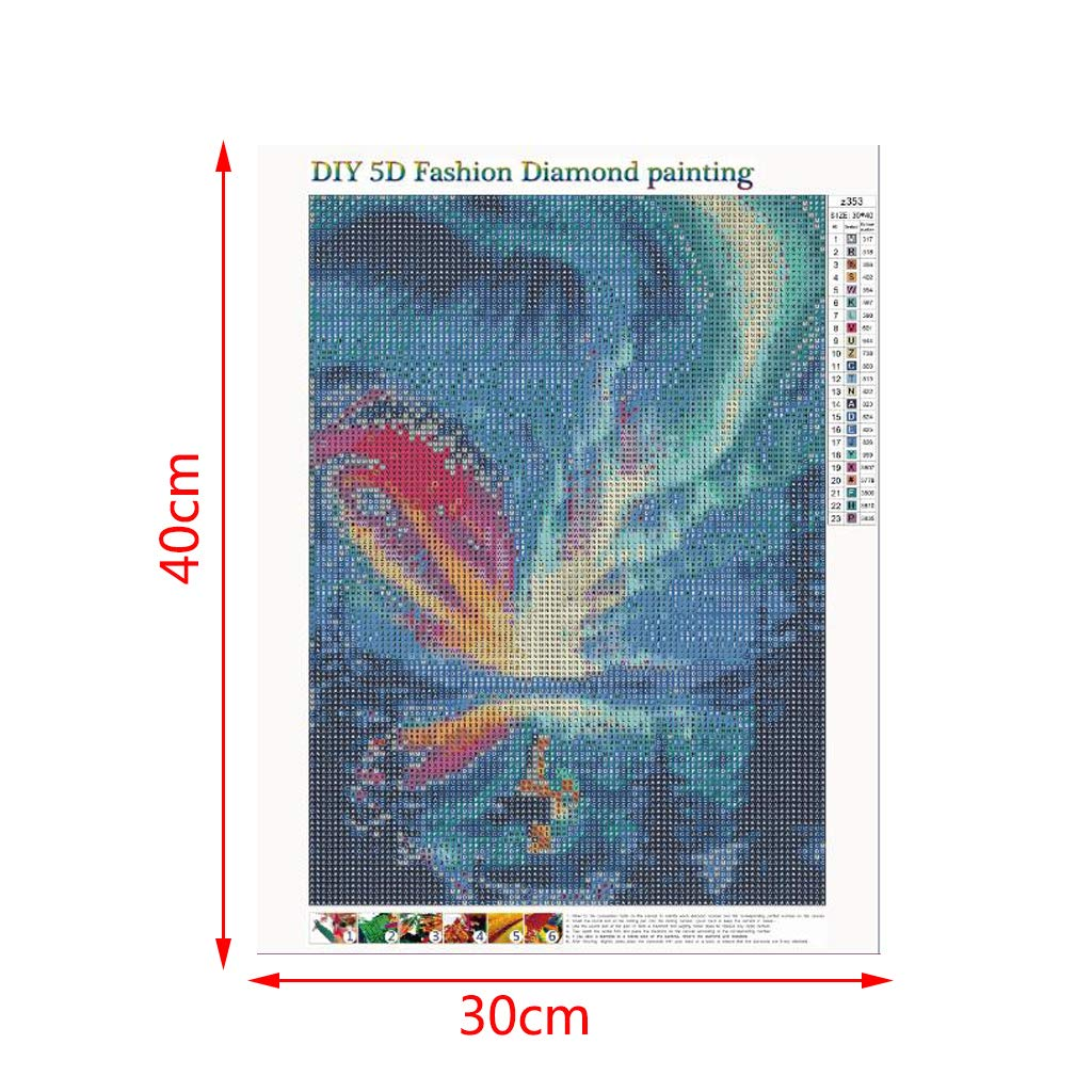 Diamond Embroidery Kits,by Numbers Kits Crafts /& Sewing Cross Stitch,Wall Decoration Dabixx 5D Full Diamond Painting Kits Little Boy and Girl