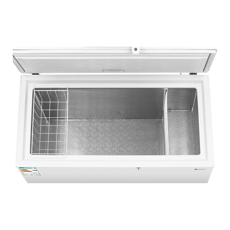 Royal Catering Arcón Congelador Profesional RCFZ-252 (252 L, A+ ...
