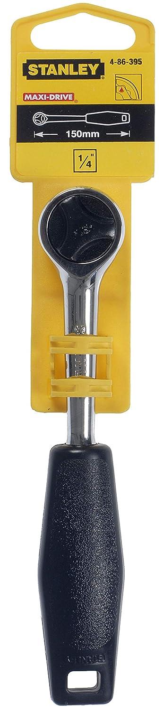 Stanley 4-86-395 Llave de carraca vaso 1//4 160mm