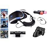 2021 Newest Playstation VR Marvel's Iron Man VR Bundle: VR Headset, Camera, 2 Move Motion Controllers, Marvel's Iron Man VR G