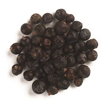 Juniper Berries Whole Frontier Natural Products 1 Lbs Bulk Amazon