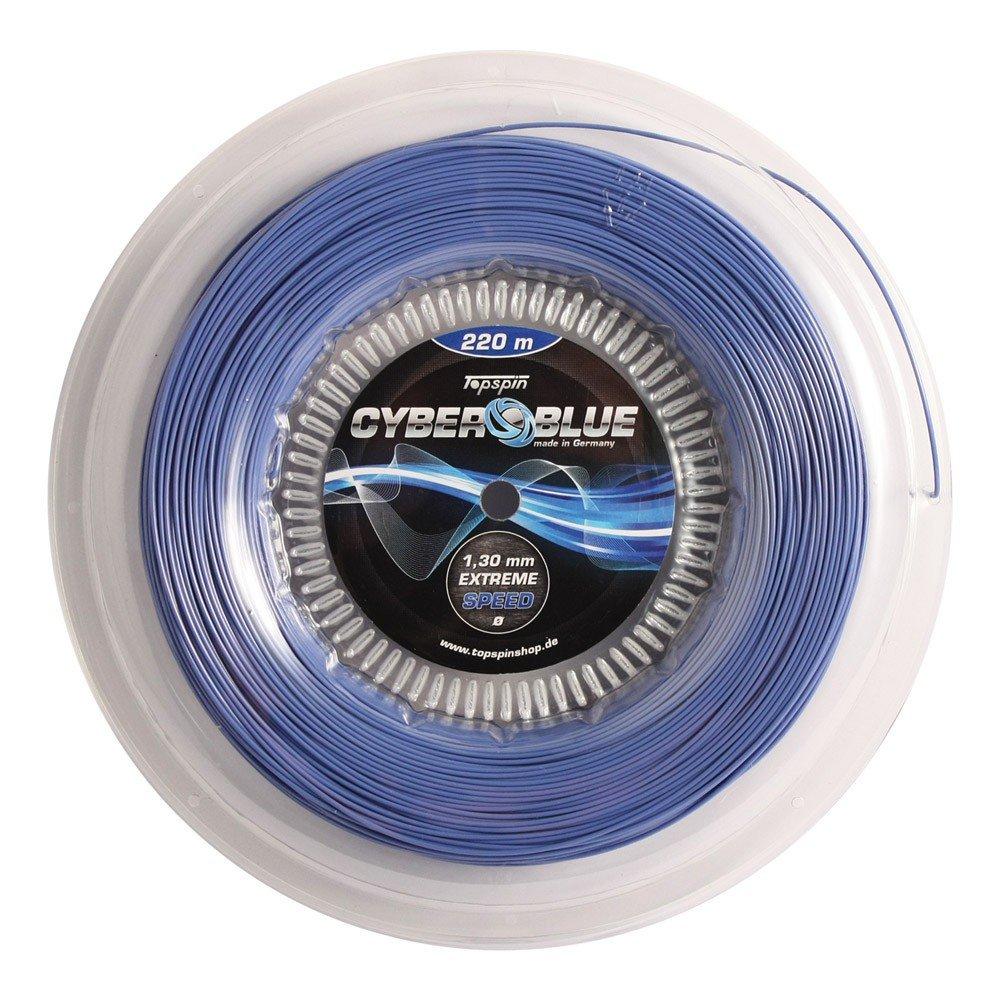 Topspin Tennis Saite Saite Saite Cyber Blau - 110m Rolle B00FQJ133I Tennissaiten Zu verkaufen 4e4175