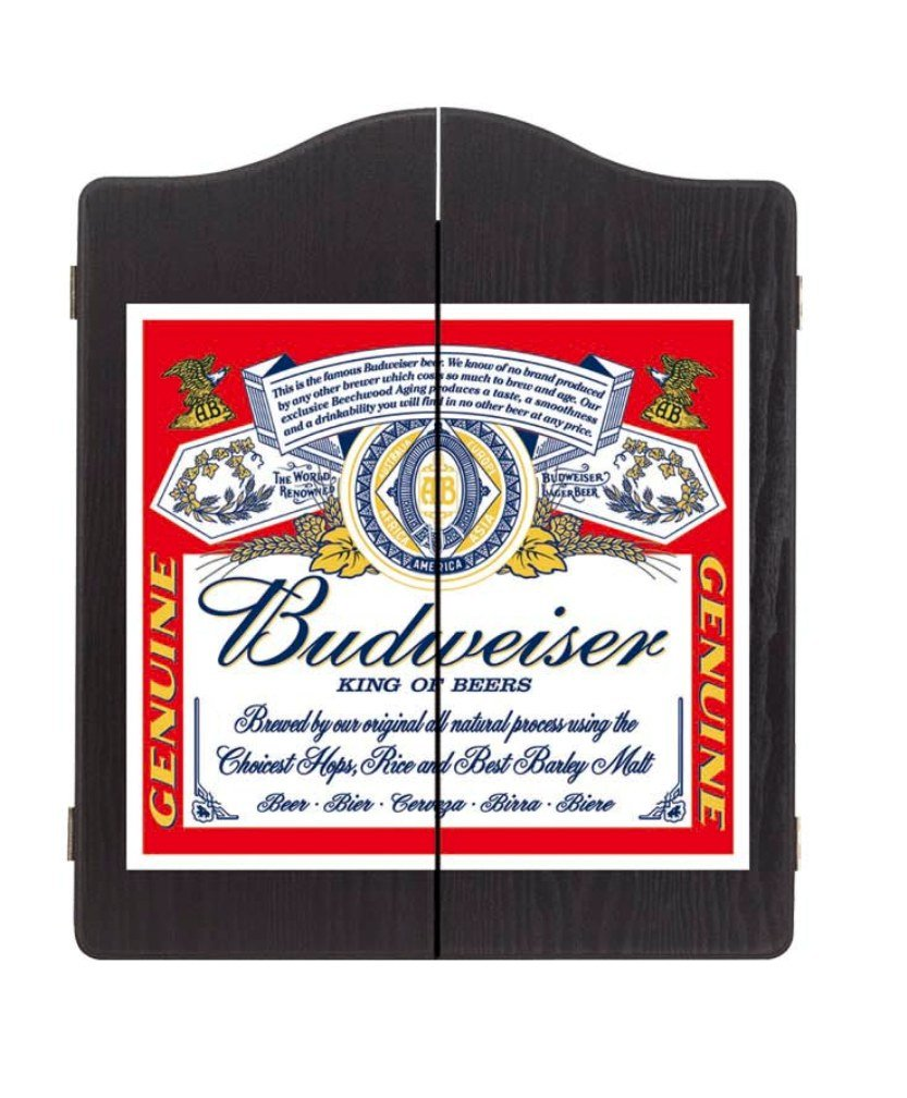 Winmau Budweiser Cabinet Professional Label - Diana (panel, cerdas)