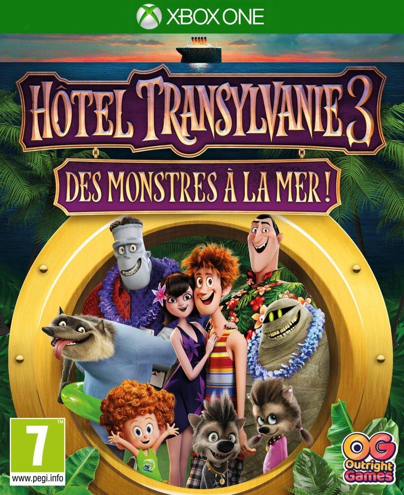 Hotel Transylvania 3 Monsters at the Sea! Xbox One Game: Amazon.es: Videojuegos