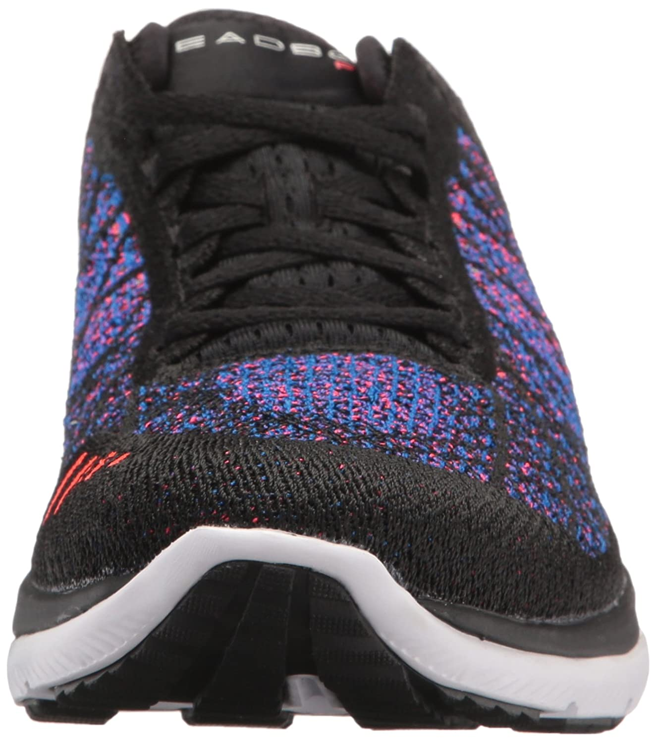 Under Armour Women's Threadborne 7.5 Fortis Running Shoe B01N9GWM6Y 7.5 Threadborne M US|Black (003)/Lapis Blue d6d97e