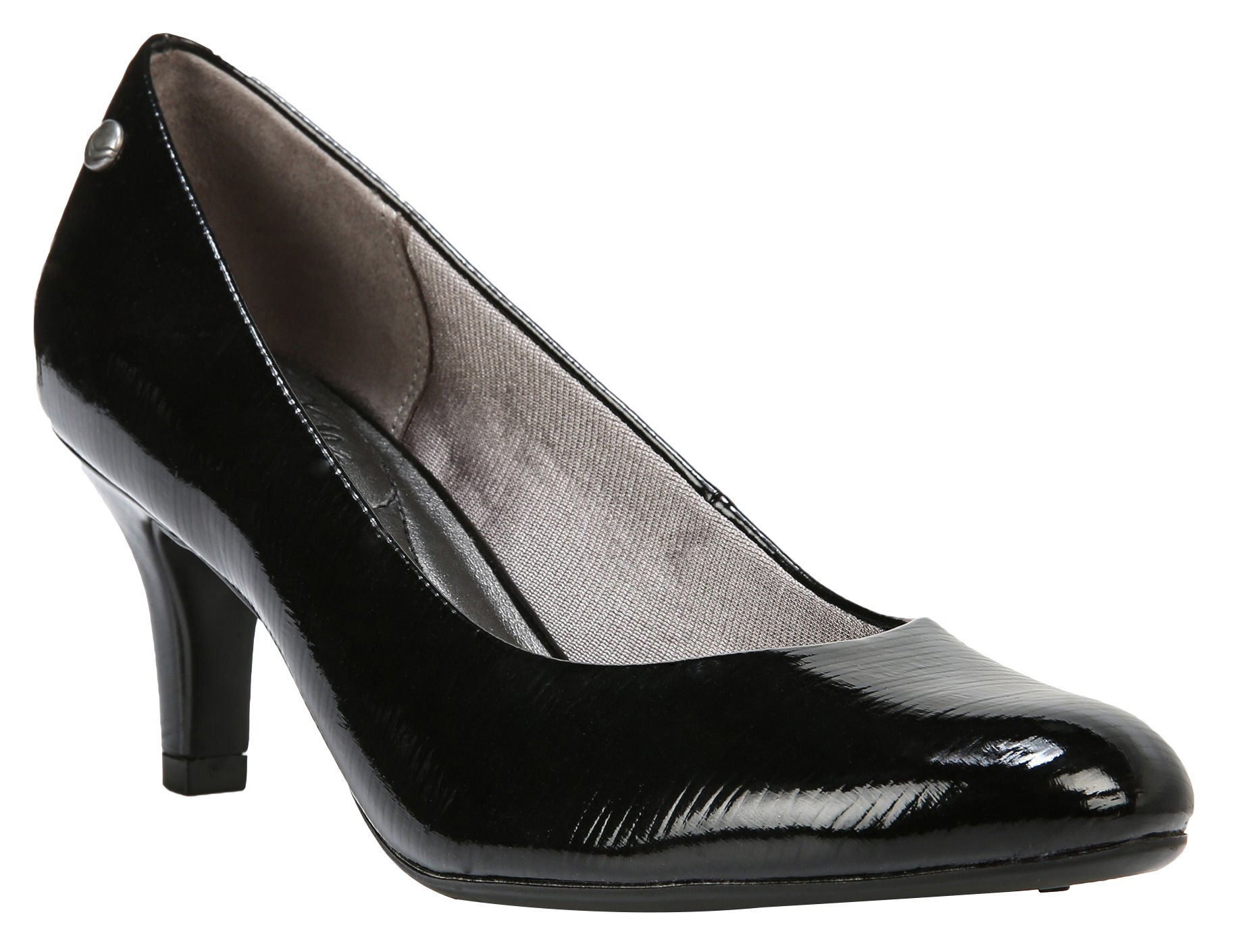 LifeStride Womens Parigi Pumps 7 Black