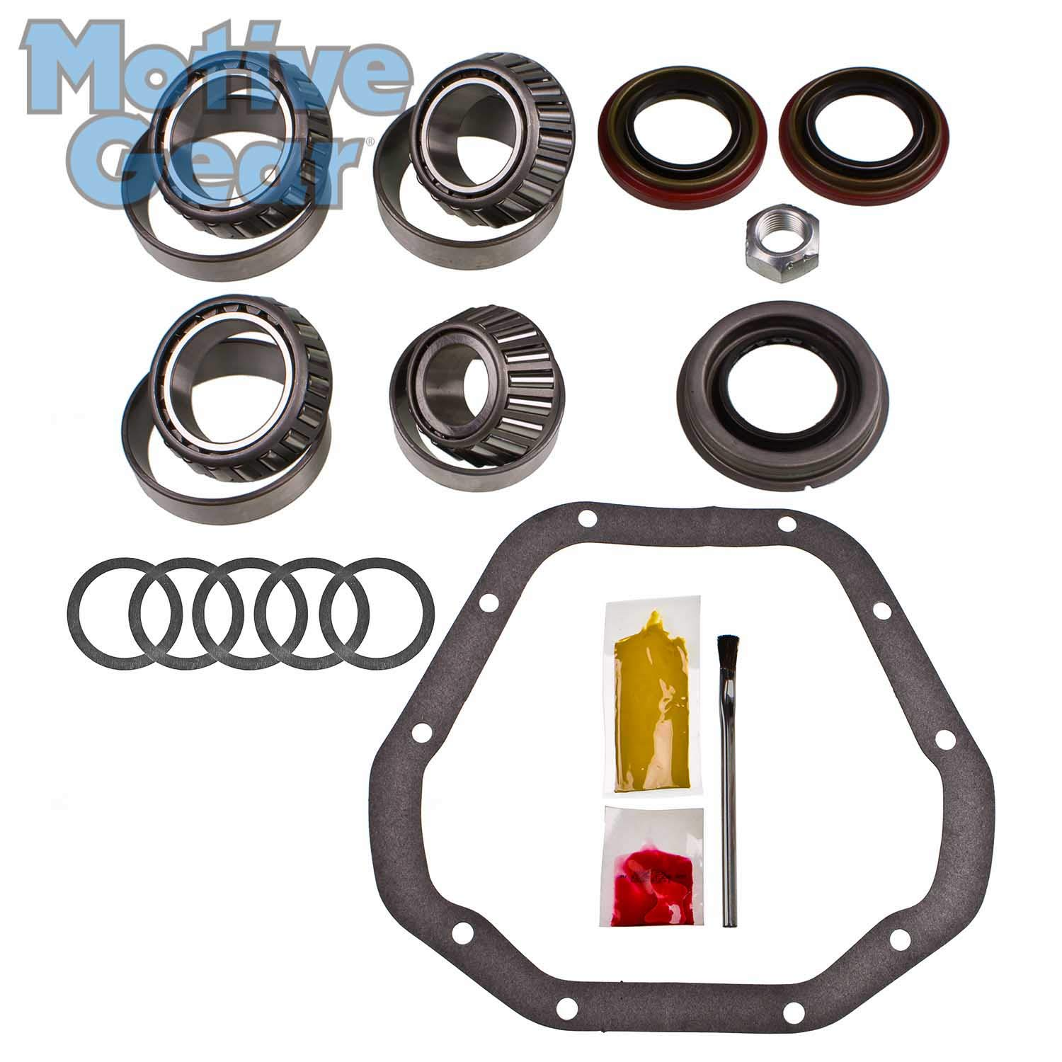 Motive Gear R70URT Light Duty Timken Bearing Kit, BK Dana 70U