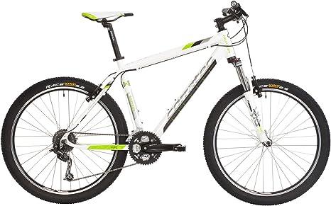 Corratec BK13030-0054SCH - Bicicleta de montaña Enduro para Hombre, Talla XL (183-190 cm), Color Negro/Azul: Amazon.es: Deportes y aire libre