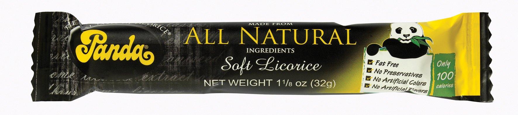 Panda Licorice Bar Natural 1.1 Oz
