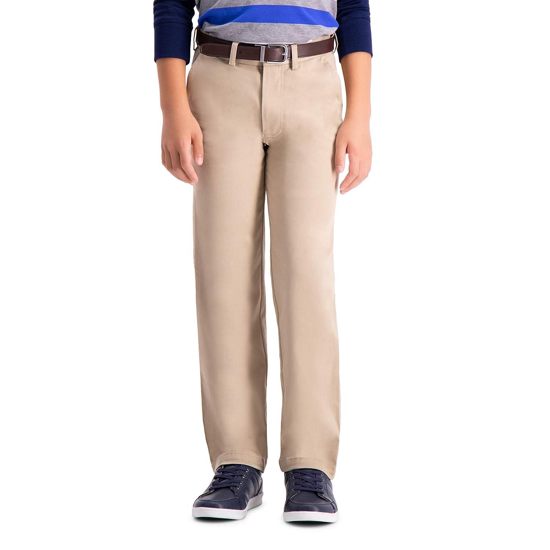 Haggar Big Boy's Youth Regular 8 20 Sustainable Chino Pant