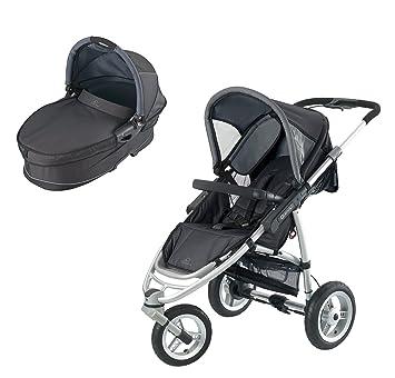Verwonderlijk Quinny 70305770 - Speedi Set mit Kinderwagenaufsatz, Travelsystem TQ-32
