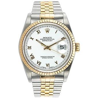 Amazon com: Rolex Datejust Automatic-self-Wind Male Watch