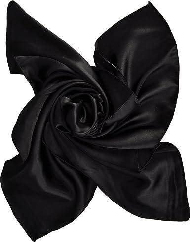 اروع أشكال للأسكارف باللون الاسود 2021 , Scarves in black 71fyEvth-7L._AC_UX38