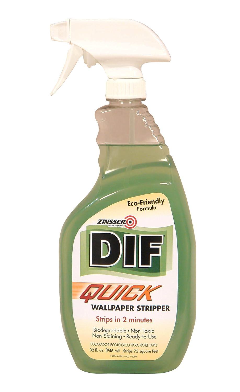 Rust-Oleum 249055 32-Ounce Dif Quick Wallpaper Stripper Trigger Spray