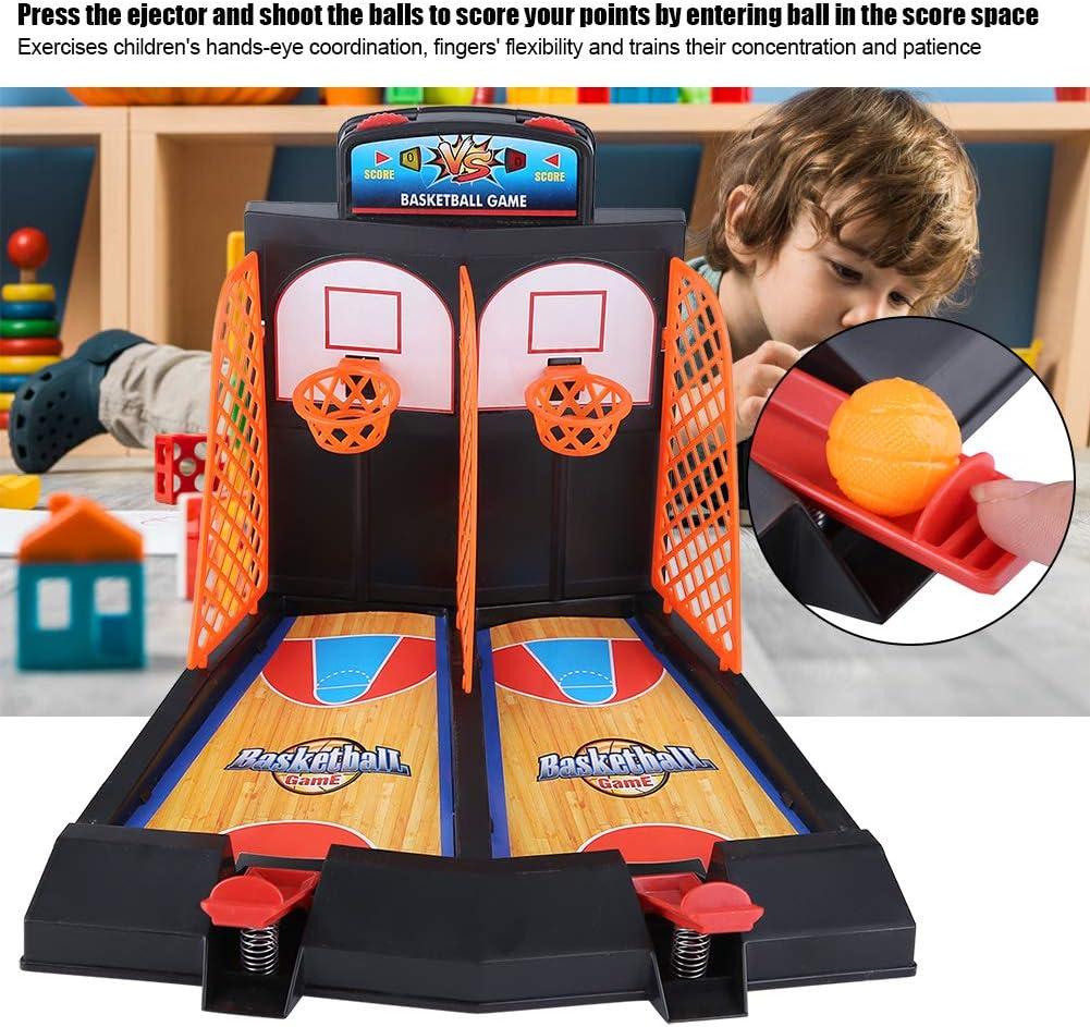 Zerodis Mini Dedo Baloncesto Juego de Tiro Juegos de Baloncesto de ...