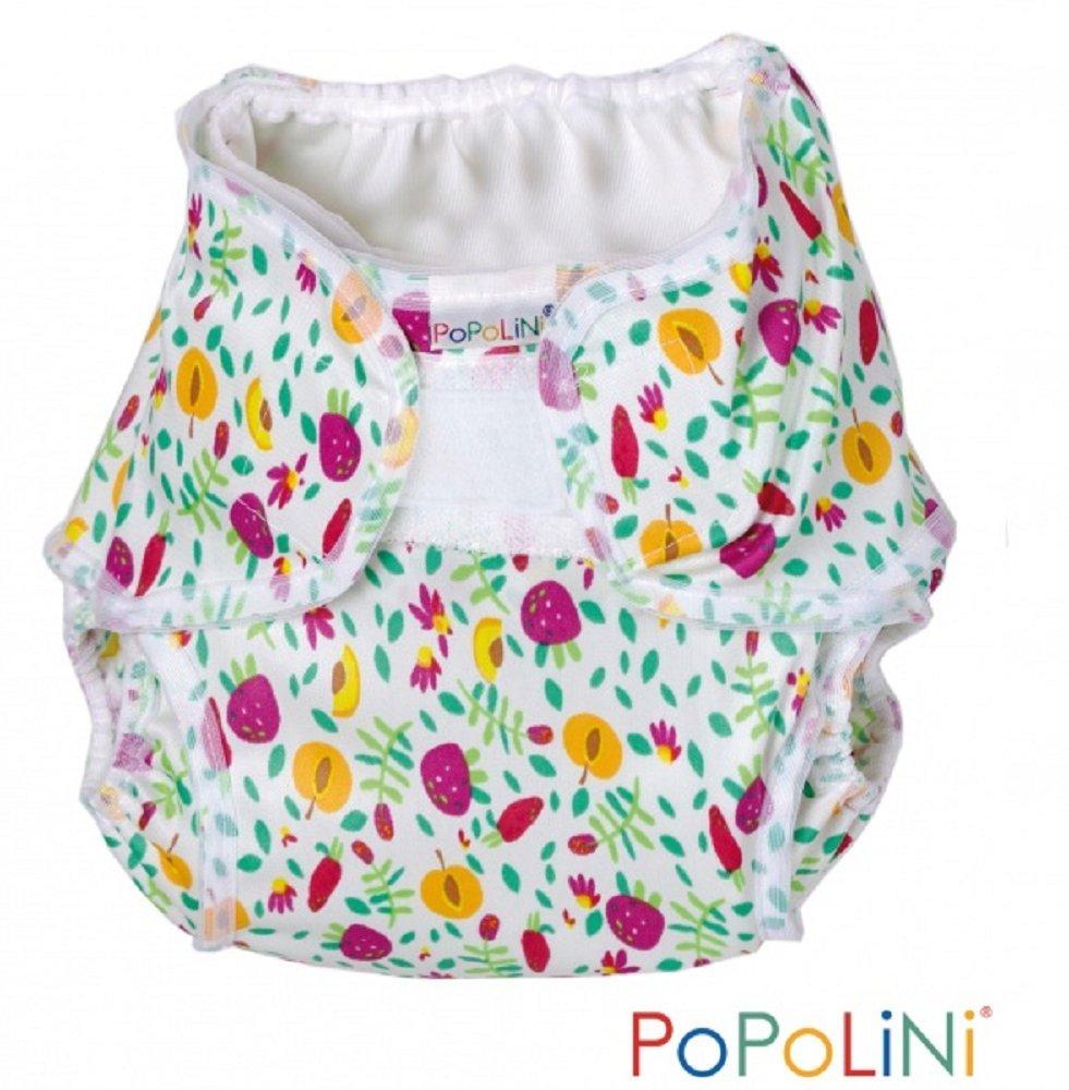 Popolini cubrepañales popowrap Fruits para pañales de tela tamaño XL > 14kg