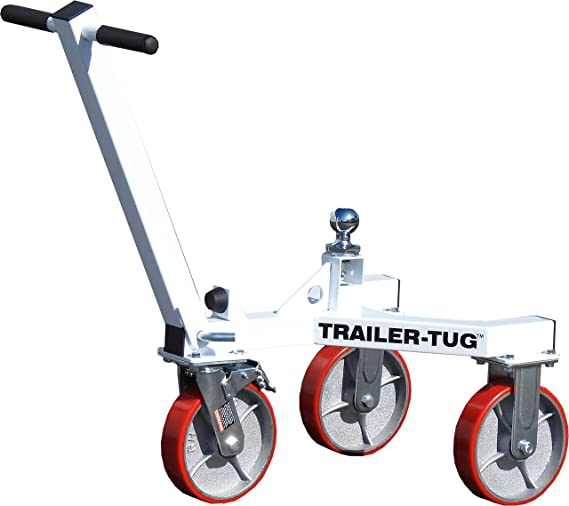 Trailer-Tug - Trailer Mover for RV Boat Motorcycle Jetski- World's Greatest Trailer Dolly