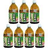 【セット品】竹酢液 お風呂用 1L×7本