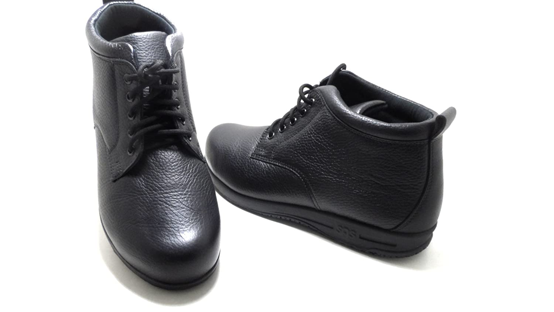 SAS Women's Alpine Boot B01M4N5KV6 10 W - Wide (C) US|Black