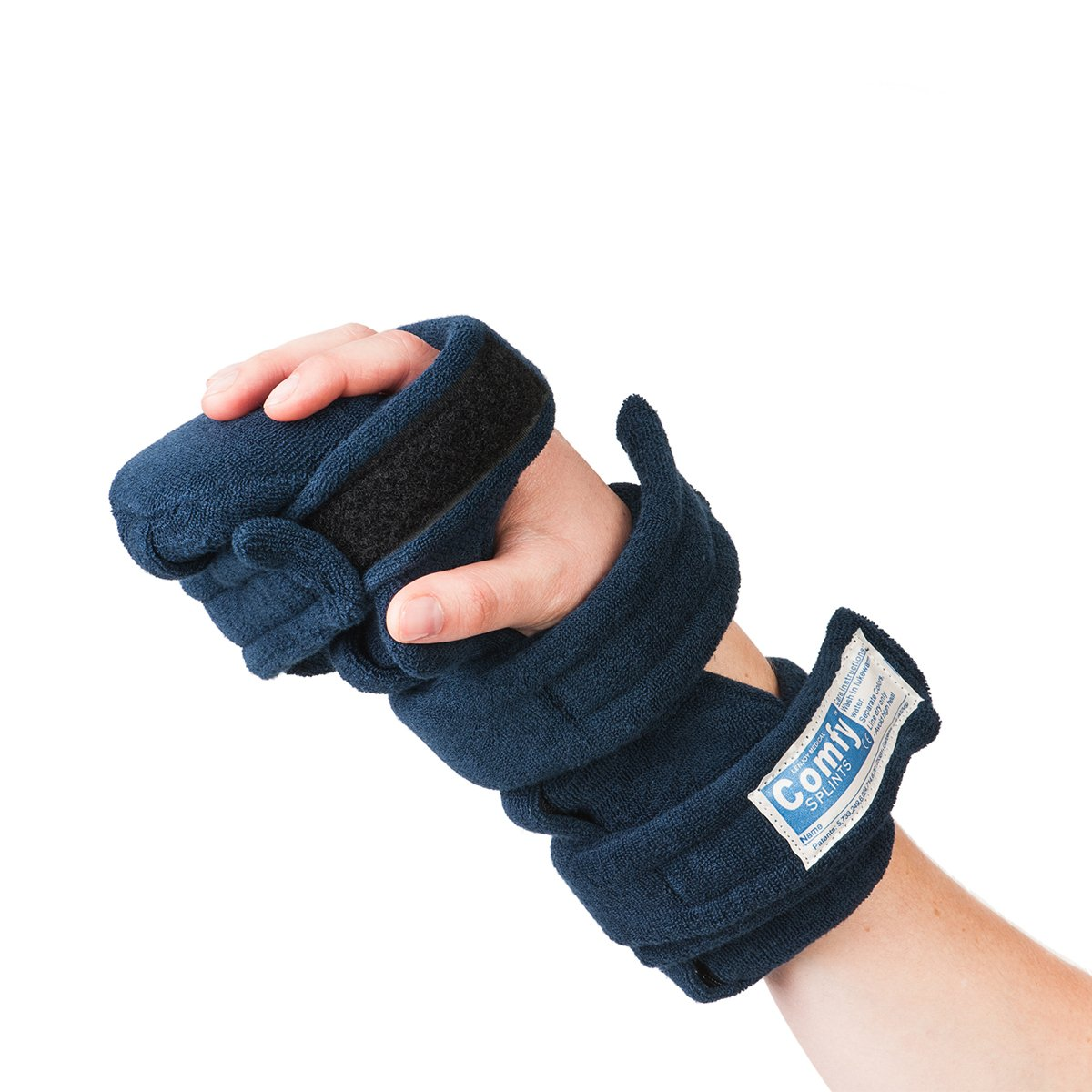Comfy Splints Comfy Hand/Thumb Orthosis, Adult Small with One Cover