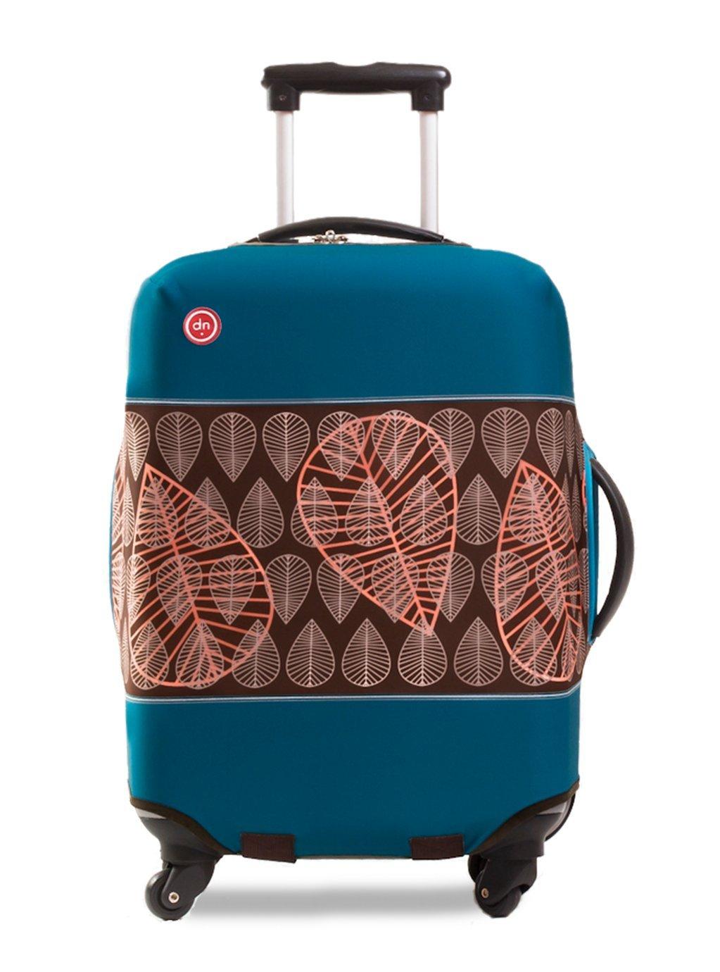 Dandy Nomad Housse de valise Maupiti Bleu Regenhülle, 26 cm, Blau (Bleu)