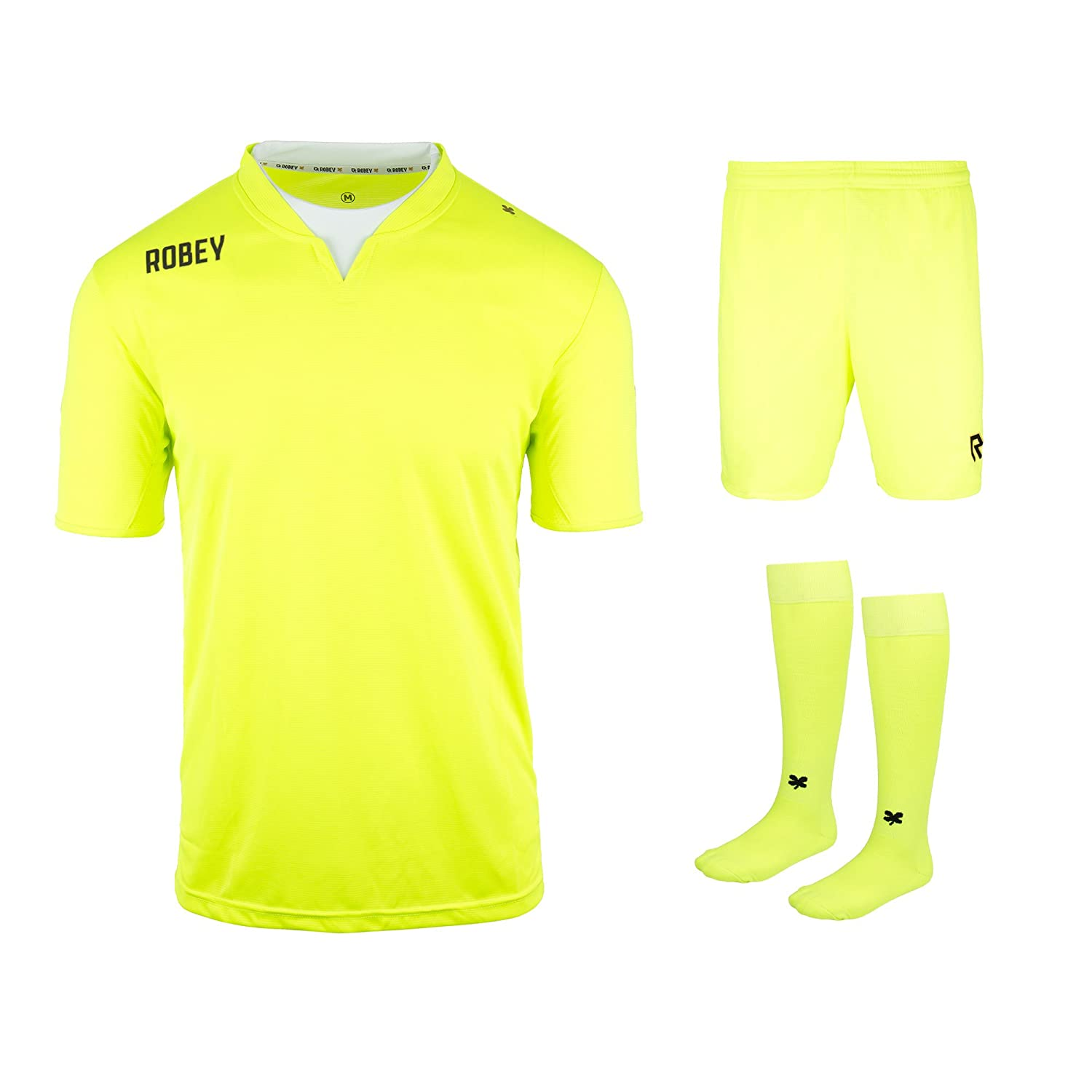 Robey Neon SS Set Yellow