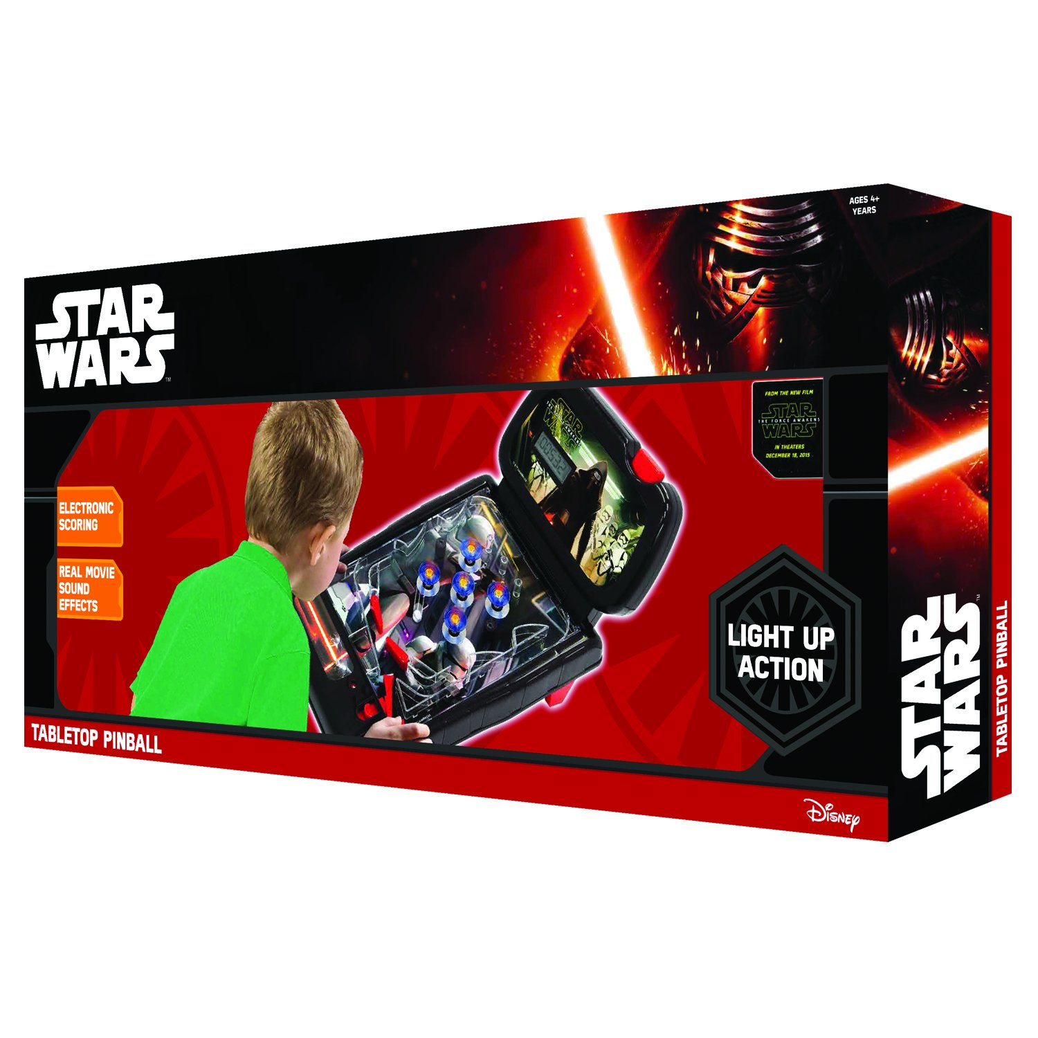 The Force Awakens Tabletop Pinball Game by Star Wars (Image #2)