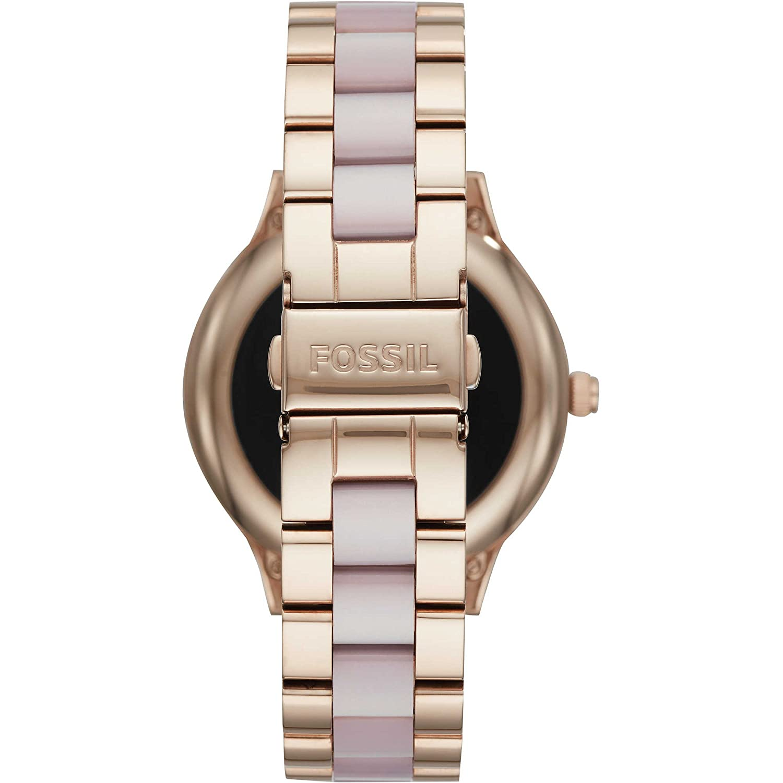 Reloj Smartwatch Mujer Fossil Q Venture Casual Cod. ftw6010 ...