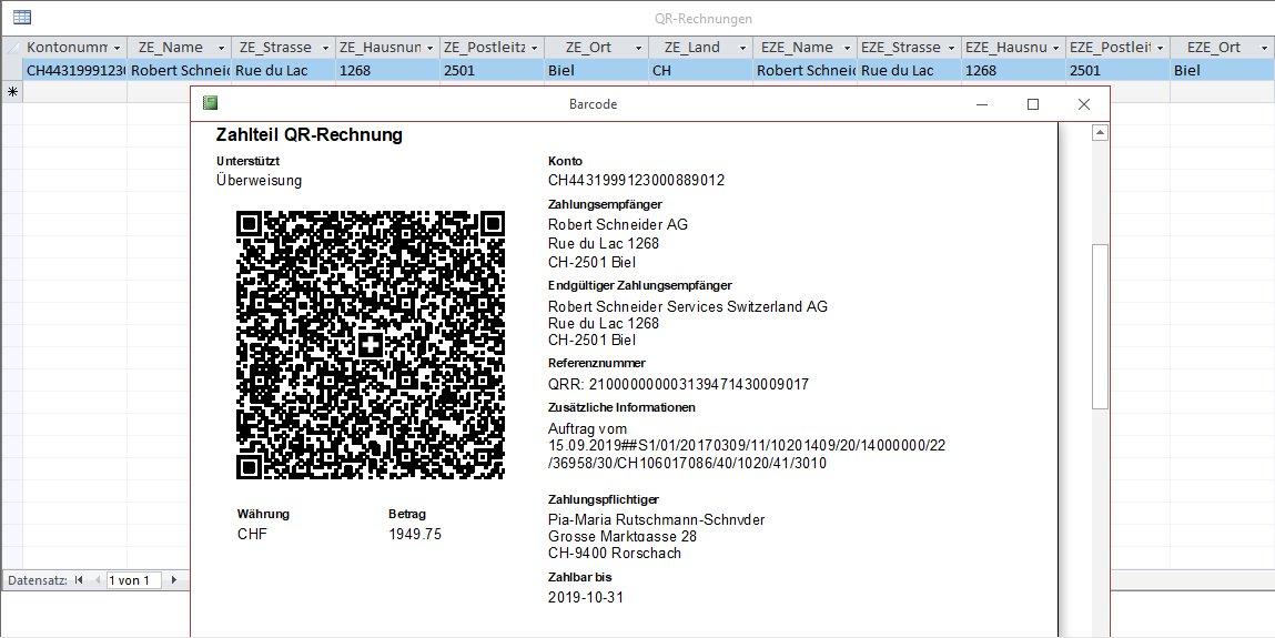 Barcode Ocx Für Access 2016 2013 2010 2007 2003 Und Office 365
