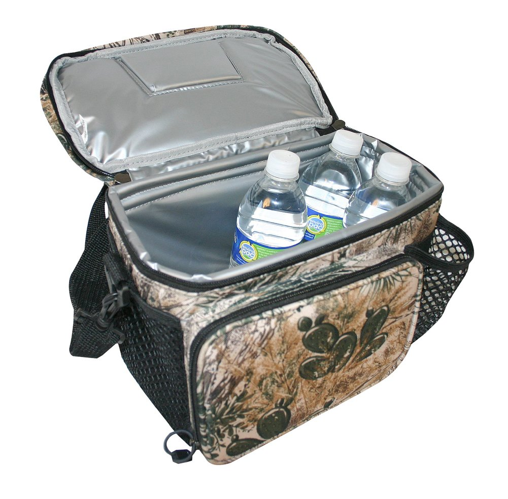 Game cooler bags - Amazon Com Kc Caps Game Guard Camo Soft Cooler 14 Can Top Open Cooler Lunch Bag For Men And Women Sports Outdoors