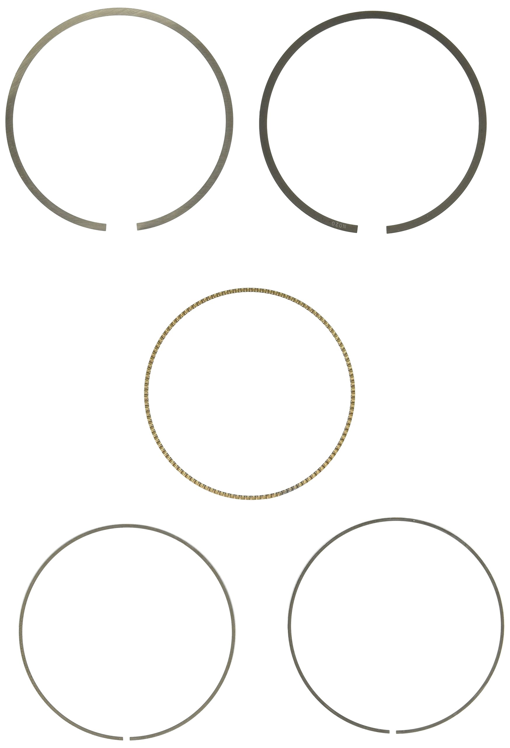 Wiseco 3895VM 1.2mm x 1.2mm x 2.0mm Ring Set for 3.895'' Cylinder Bore