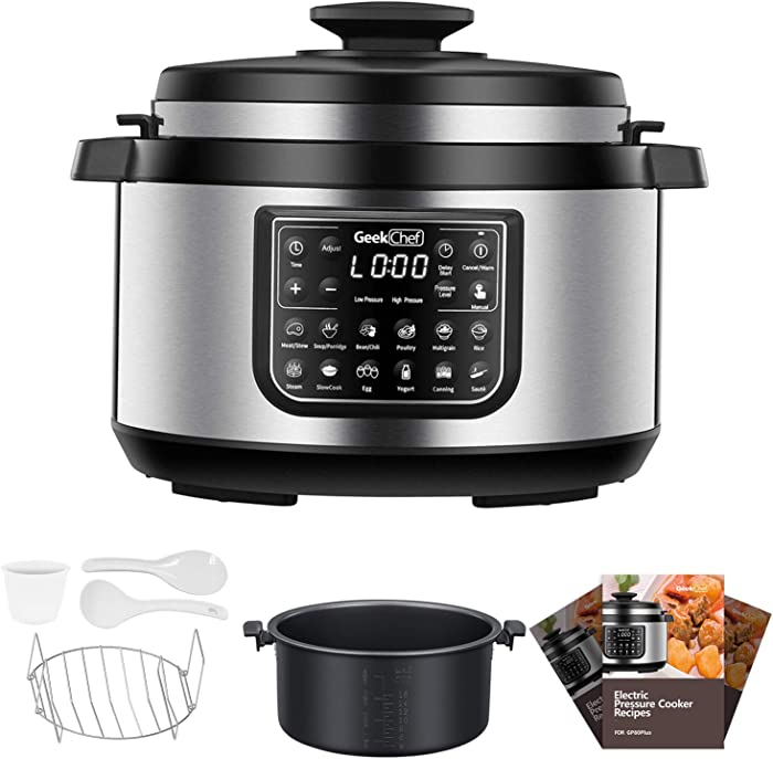 Top 10 Power Pressure Cooker Xl Acces3