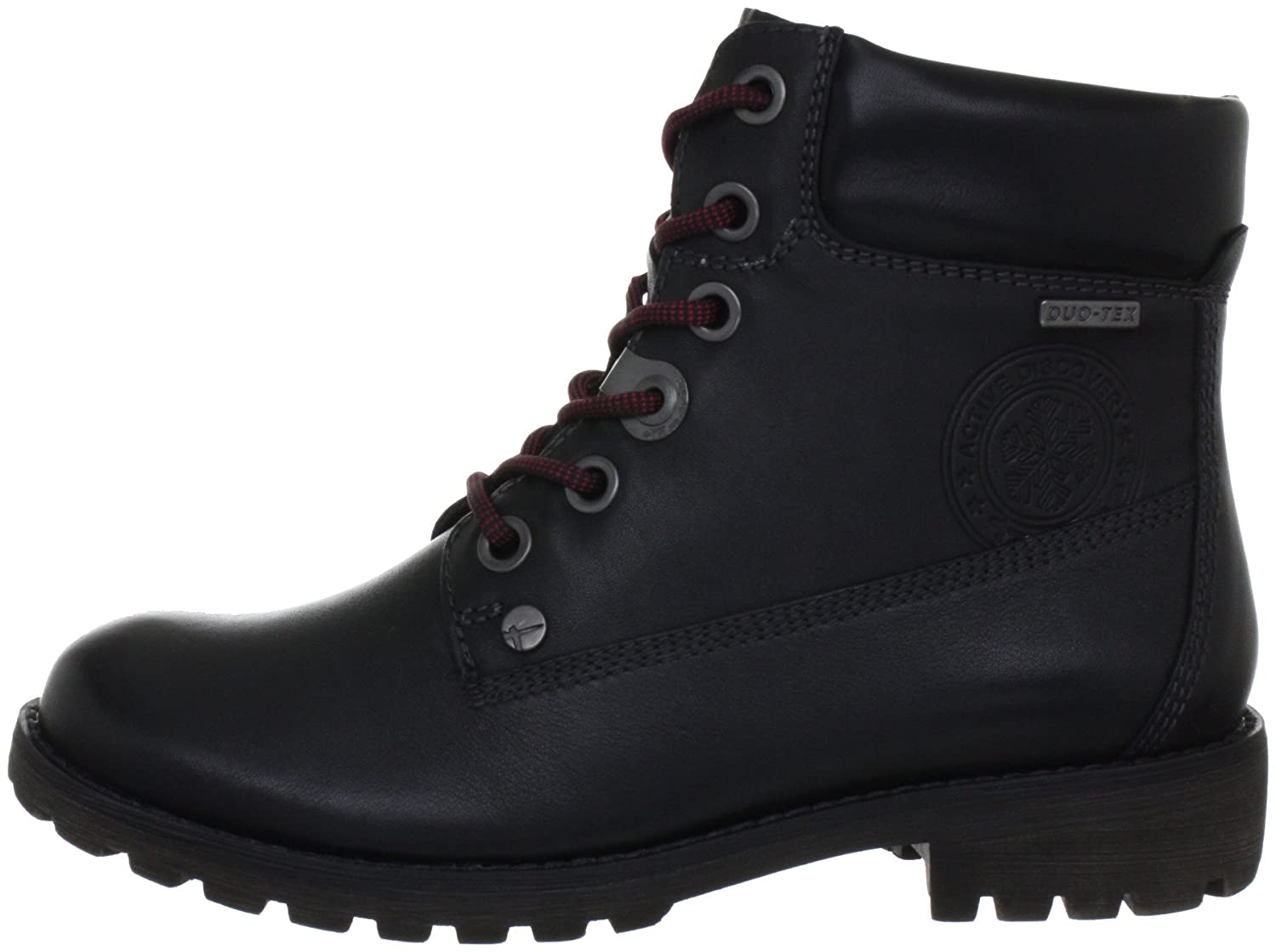 watch ad10d 45236 Tamaris ACTIVE Boots Womens Black Schwarz (BLACK 001) Size ...