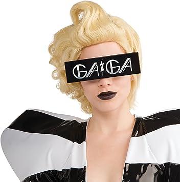 Lady Gaga glasses. (accesorio de disfraz): Amazon.es: Juguetes y juegos
