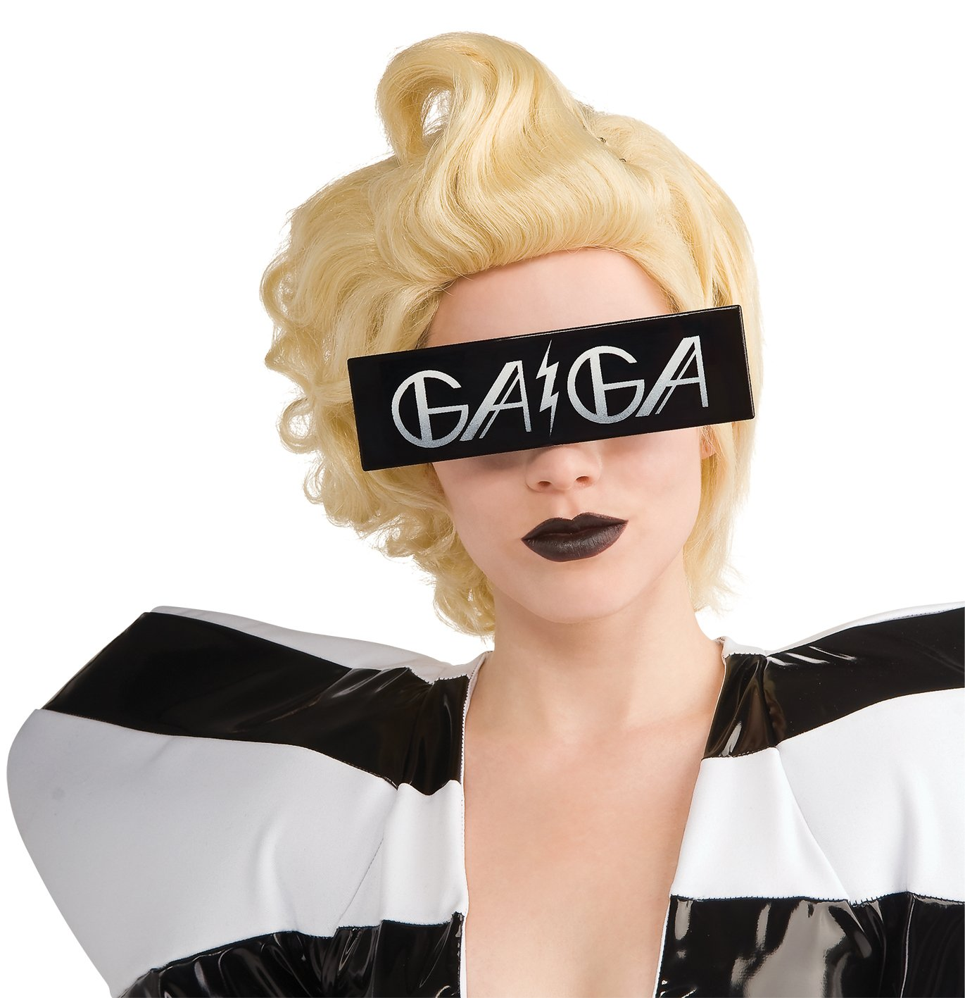 Rubies Lady Gaga glasses. (accesorio de disfraz): Amazon.es ...