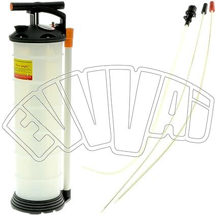 Bomba manual para extracción Aceite Motor – Extractor para cambio aceite coche