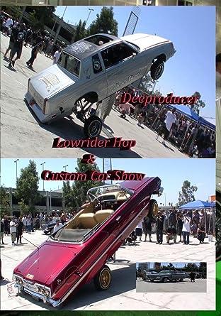 Amazoncom Deeproducer Lowrider Hop Custom Car Show Movies TV - Lowrider car show ticket price