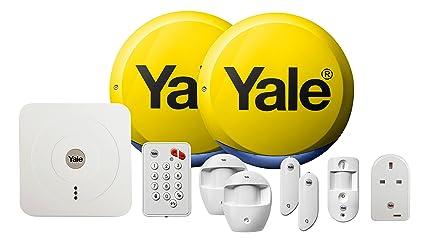 Yale SR-340 Blanco Sistema de Alarma de Seguridad - Sistemas ...