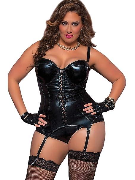 048513d0844 Seven 'til Midnight Women's Desire Bustier Plus