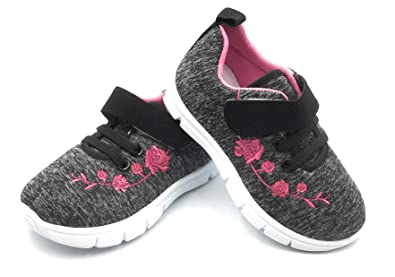 b04e1e07083c Bless Children Baby Toddlers Boy s Girl s Breathable Fashion Sneakers  Walking Running Shoes